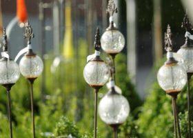 Exklusives Accessoires für den Garten