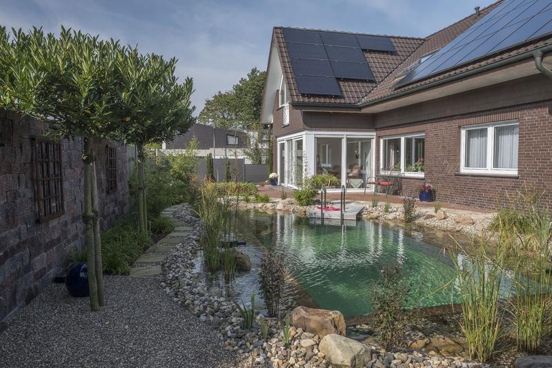 Schwimmteiche Senger Gartendesign Gmbh