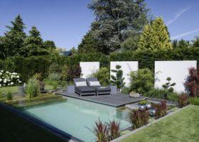 Gestaltung mit Liebe zum Detail von Senger Gartendesign