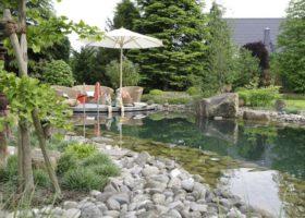 harmonische Badelandschaft im Kreis Warendorf