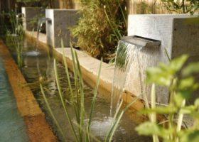 Wasserwürfel aus hochwertigem Material