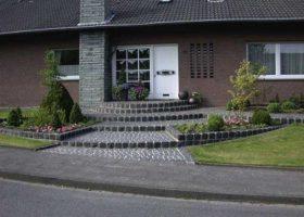 Vorgartengestaltung