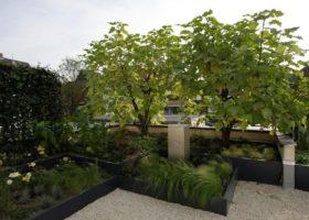 Dachgarten nachher