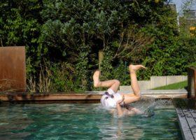 Schwimmteich in Ennigerloh