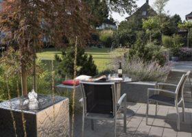 Sitzplatz mit exklusiven Ambiente in Ahlen