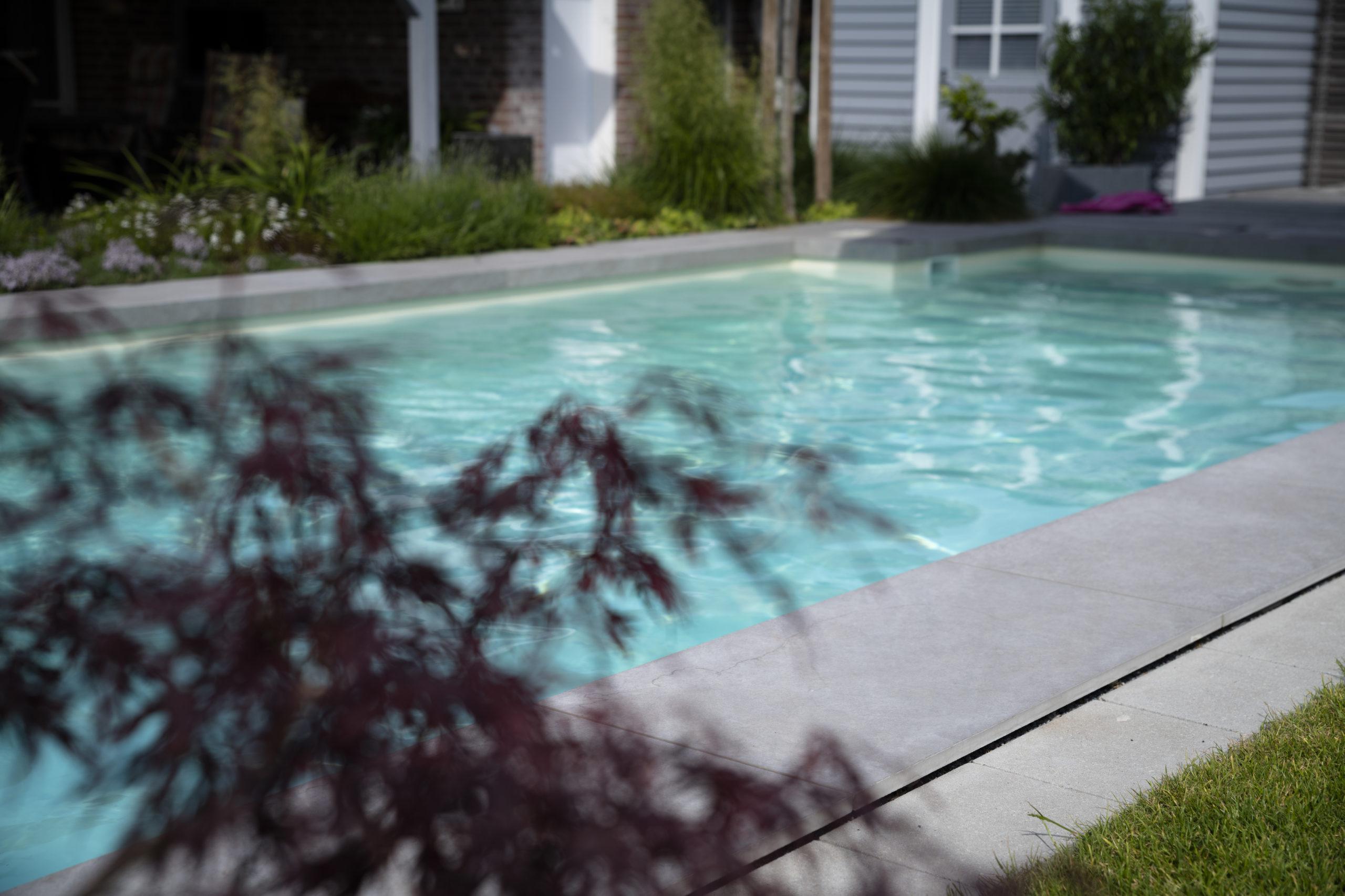 Wohlfühloase mit Pool